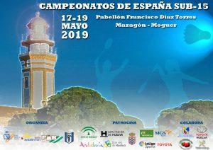 Campeonatos de España Sub-15