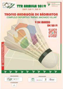 5ª jornada del Trofeo Andalucía Sub-9, Sub-11 y Sub-19