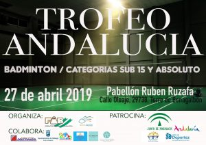 5ª jornada Trofeo Andalucía Sub-15 y Absoluto