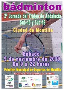 Trofeo Andalucía Sub-15 y Sub-19 - 2ª jornada