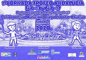 Trofeo Andalucía Sub-13 y Sub-17 - 1ª jornada