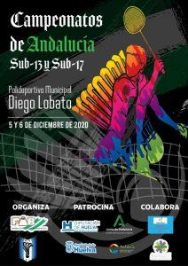 Campeonatos de Andalucía Sub-13 y Sub-17