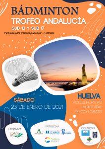 Trofeo Andalucía Sub-13 y Sub-17 - 1º jornada