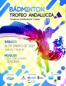 Trofeo Andalucía Sub-15 y Sub-19 - 1º jornada