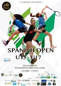 Spanish U15 Open - NUEVA FECHA