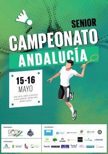 Campeonatos de Andalucía Sénior - NUEVA FECHA