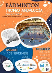 Trofeo Andalucía Sub-13 y Sub-17 - 1º jornada - NUEVA FECHA