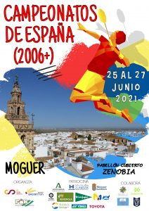 Campeonatos de España Nac 2006+ - NUEVA FECHA