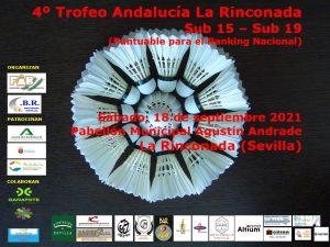 Trofeo Andalucía Sub-15 y Sub-19 - 4º Jornada