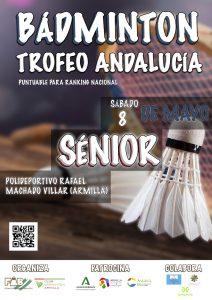 Trofeo Andalucía Sénior - 1º Jornada
