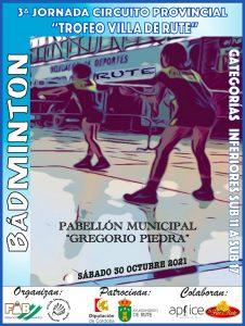 Circuito Provincial Córdoba - Tercera Jornada