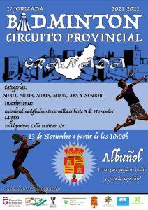 Circuito Provincial de Granada - Segunda Jornada